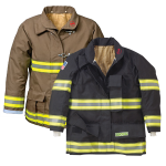 Trajes de bombero, categoria
